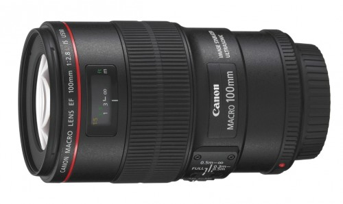 Canon EF 100mm f/2.8 L IS USM Macro Lens