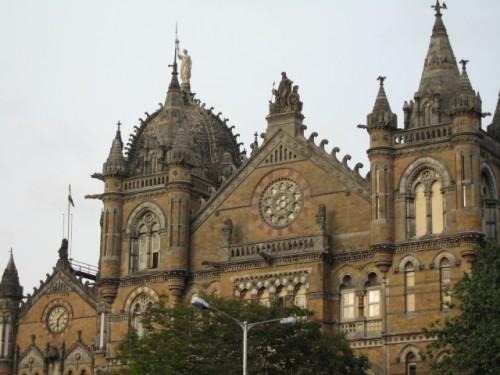 Mumbai Chhatrapati Shivaji Terminus CST
