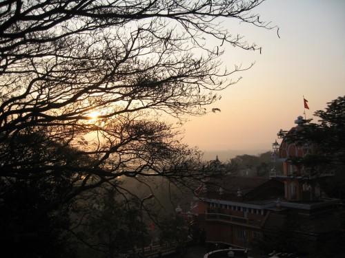 Maruti temple Altinho Goa