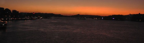 Sunset Goa - Dona Paula