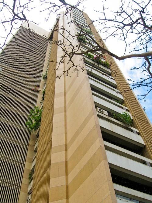 Towering mumbai