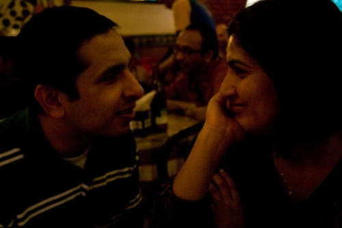 Neelam and Manoj