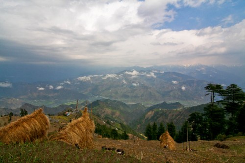 Khajjiar (mini-swiss) Himachal Pradesh