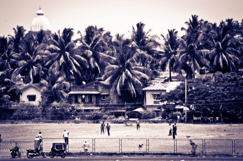 Cricket in Goa