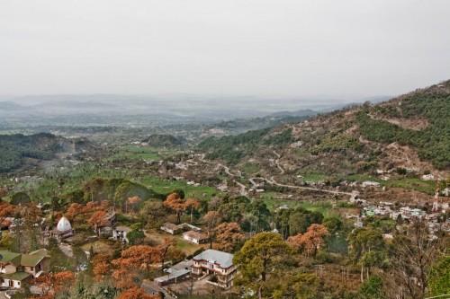 Dharamshala valley