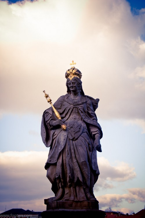 Saint Cunigunde of Luxembourg