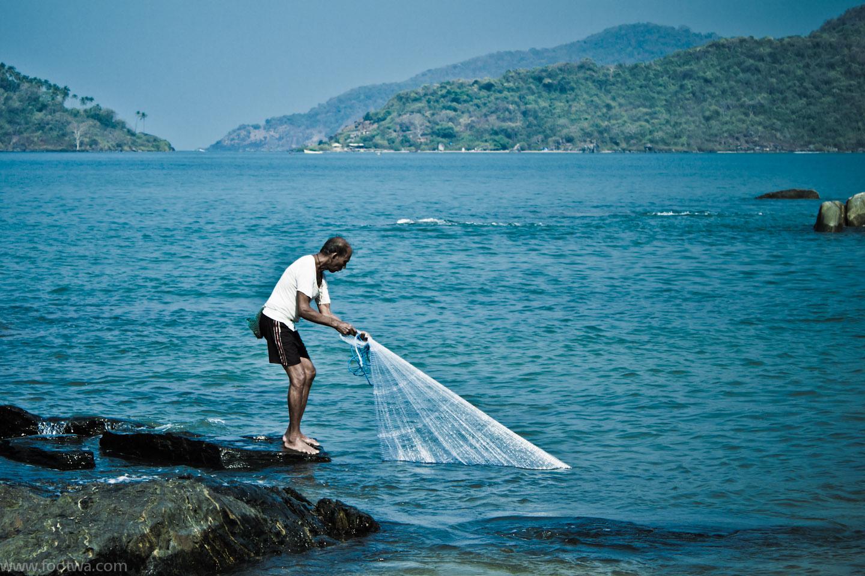 Fisherman Footwa