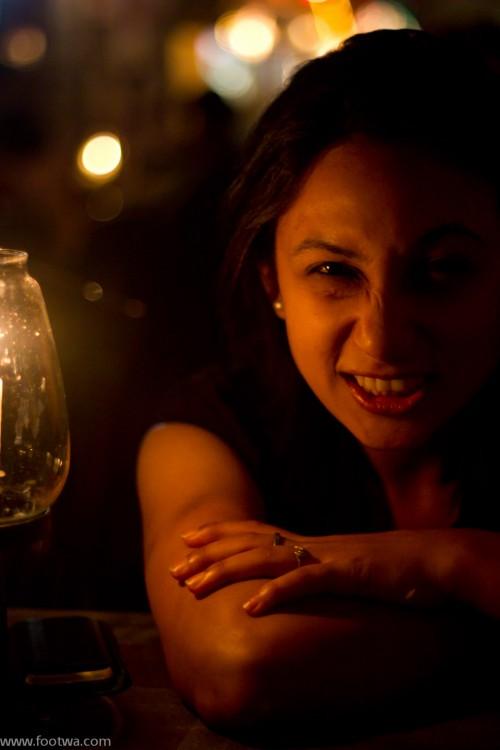 Dim light photography using canon 50mm - Anuja Chauhan