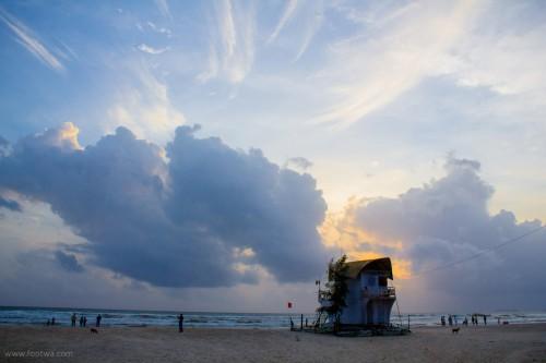 Betalbatim beach - Goa