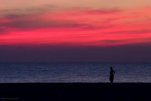 Agonda beach Twilight