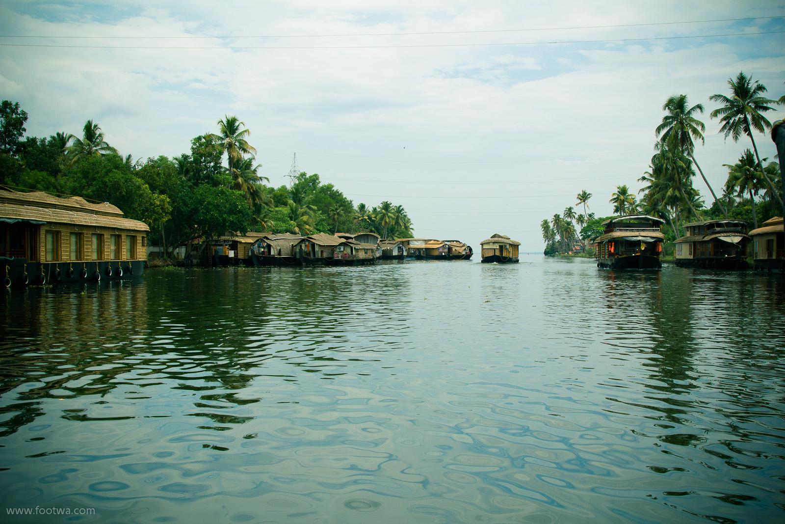Kerala Backwaters Footwa