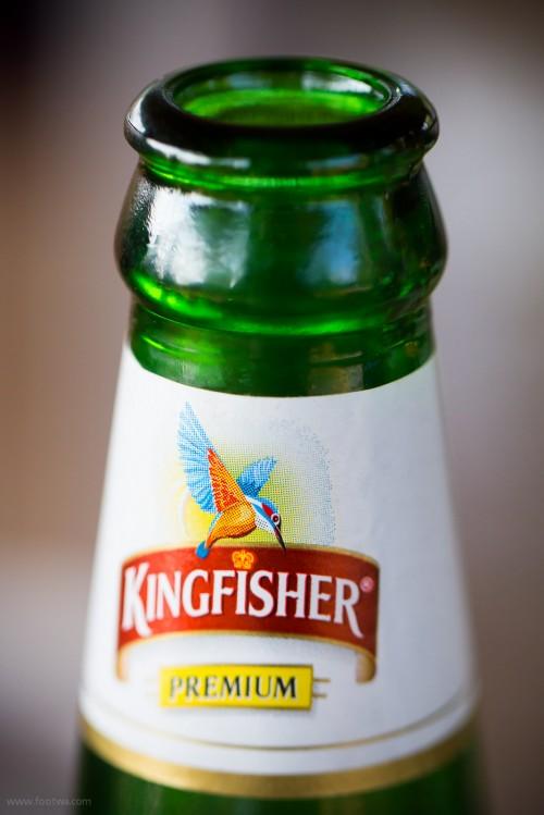 Kingfisher premium beer