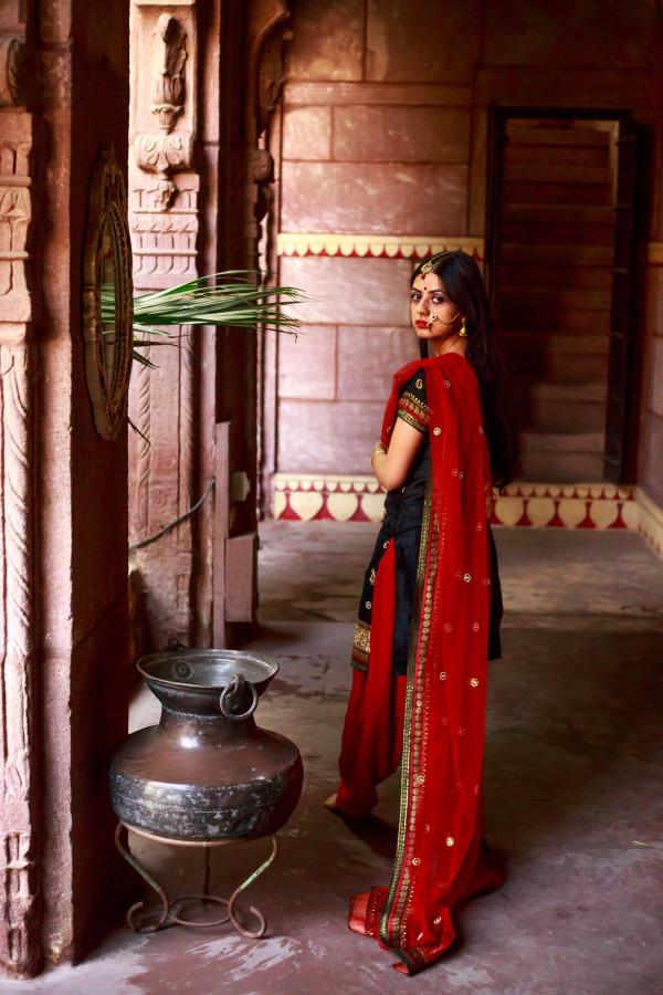 Only a Glance Priya Bhagra - Rajasthan