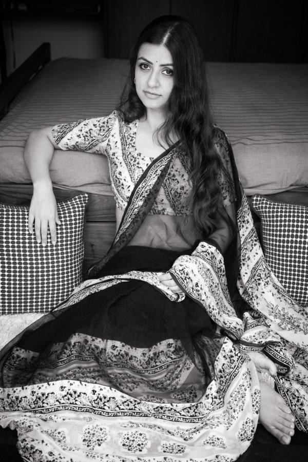 Classic pose, Priya Bhagra
